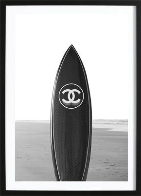 Black Chanel Board